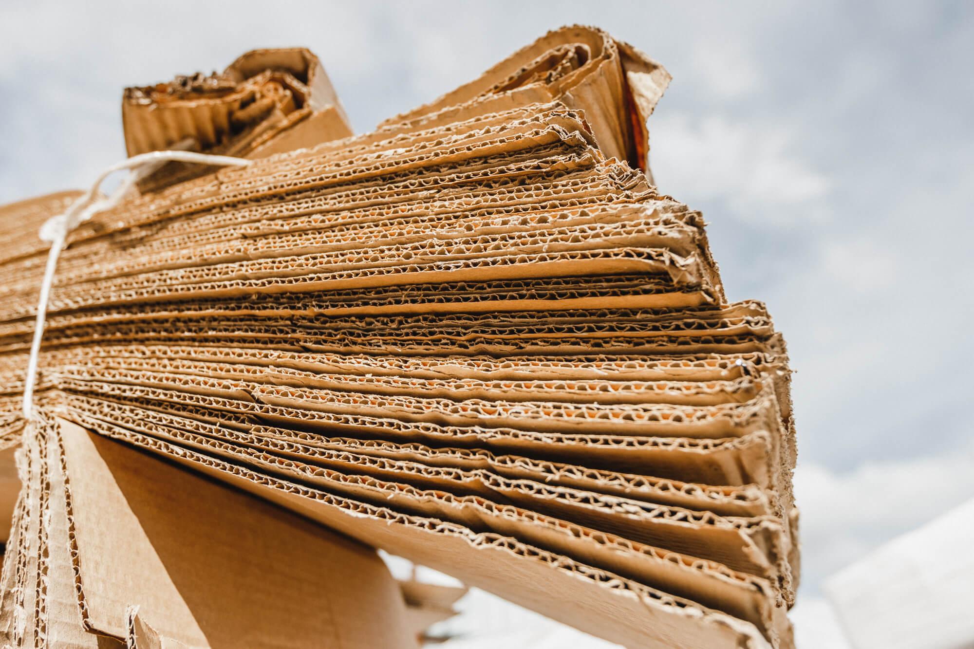 Прием картона макулатуры продать картон на макулатуру